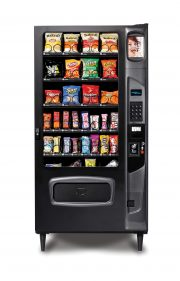 Selectivend Executive Candy Snack Machine