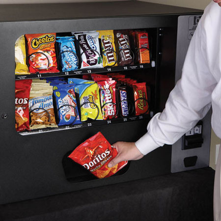 Table Top Snack Vending Machine Evending