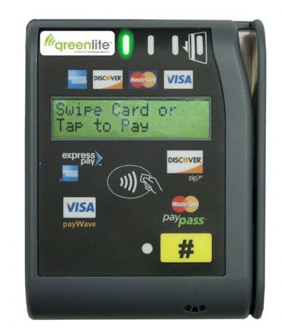 Greenlite Wireless Credit Card Reader - Powered by Cantaloupe Systems
