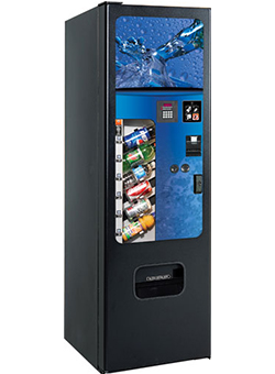 CB300 6 Selection Drink Vending Machine