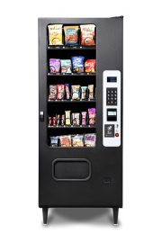 Vending Machine with 23 Snack Selection