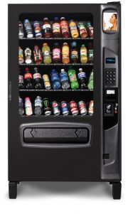 The 36 Selection Cold Drink Elevator Vending Machine
